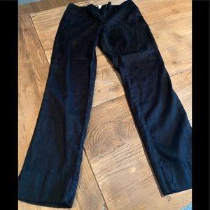 H&M Linen Cropped Pants